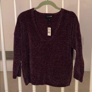 Women's Crop Express Sweater